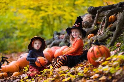 Saskatoon Halloween Health Kids
