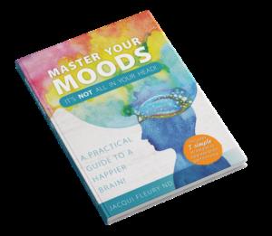 jacqui fleury saskatoon naturopathic doctor master of moods book cover
