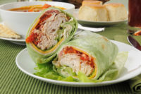 Turkey lettuce wraps saskatoon