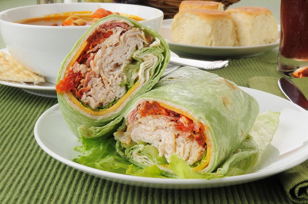 lettuce wraps -turkey tacos - saskatoon