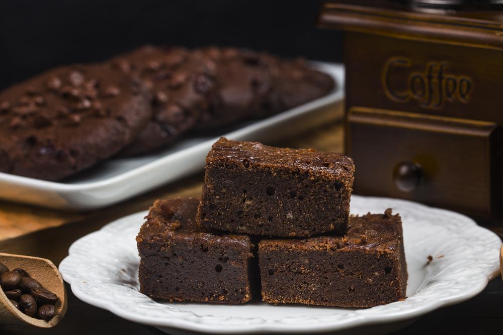veggie brownies