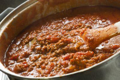 Spaghetti Meat Sauce Saskatoon