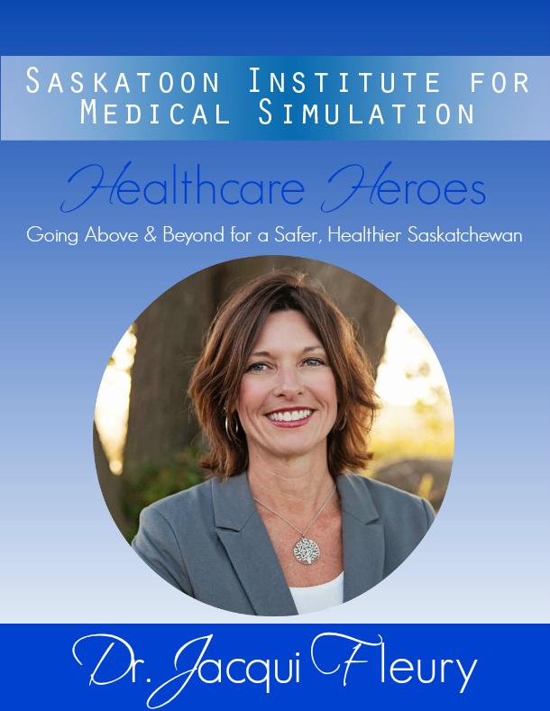 Dr Fleury Named Healthcare Hero