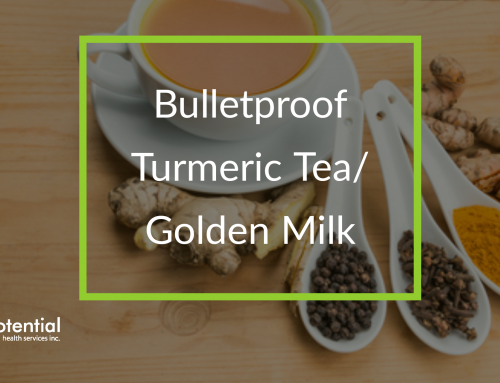 Bulletproof Turmeric Tea/Golden Milk