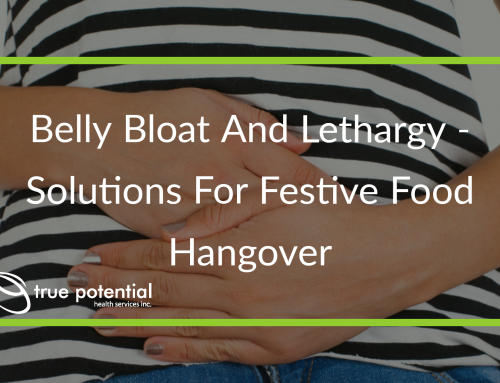 Belly Bloat and Lethargy – Solutions for the Festive Food Hangover