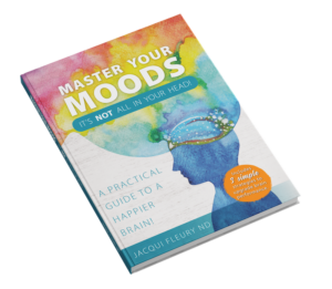 jacqui fleury saskatoon naturopathic doctor master of moods book cover
