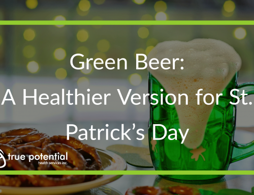 Green Beer – A Healthier Version for St. Patrick's Day
