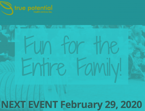 Join True Potential at the Saskatoon Family Expo
