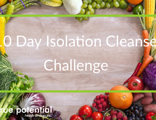 Saskatoon, Join our 10 day Isolation Cleanse Challenge
