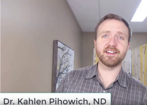 Dr. Kahlen Pihowich, ND Telehealth