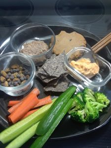 snacks for kids - eat healthy fats