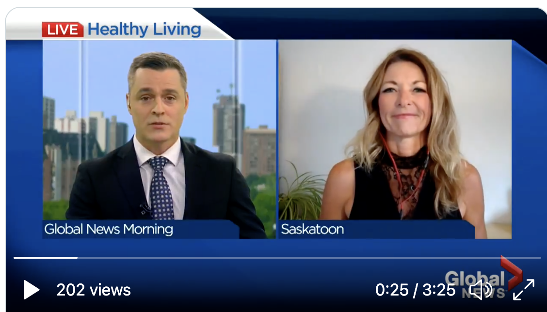 Dr. Jacqui Fleury, ND interview on Global Morning